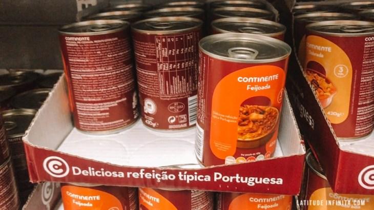 Preços do feijão no Mercado em Portugal