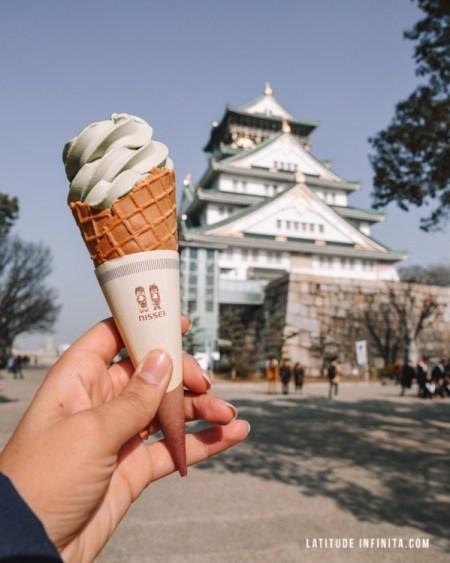 Conhece o Castelo de Osaka? Eu te mostro o que fazer ali.