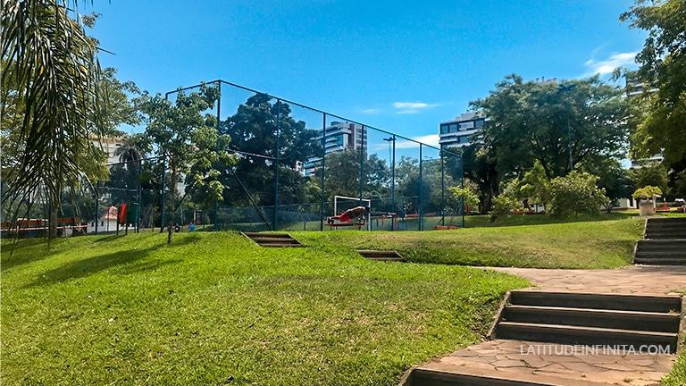 quadra parque germania porto alegre