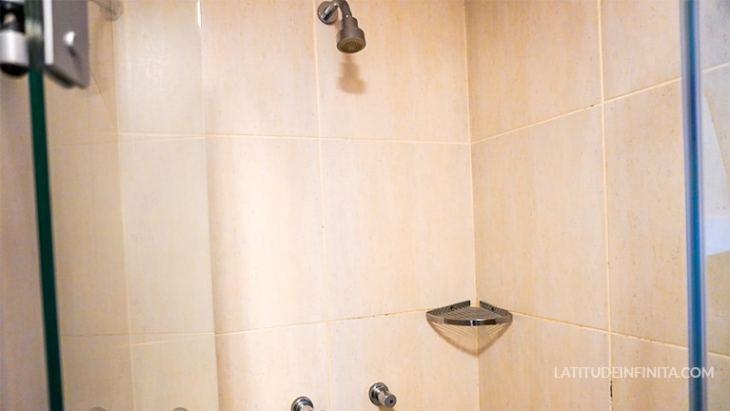 banheiro hotel intercity porto alegre