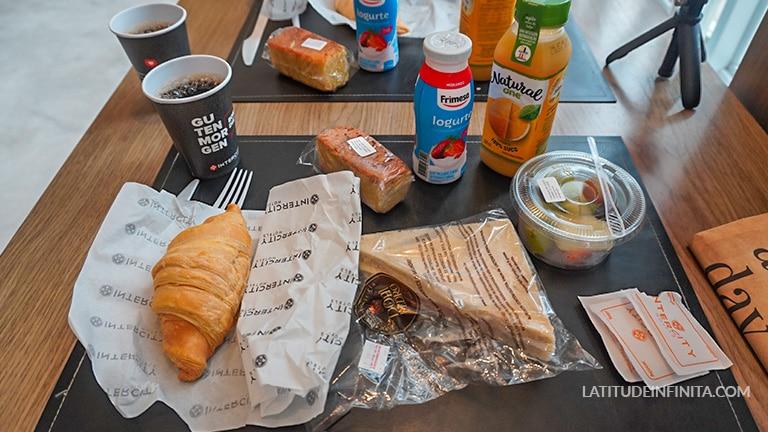 café da manhã intercity porto alegre