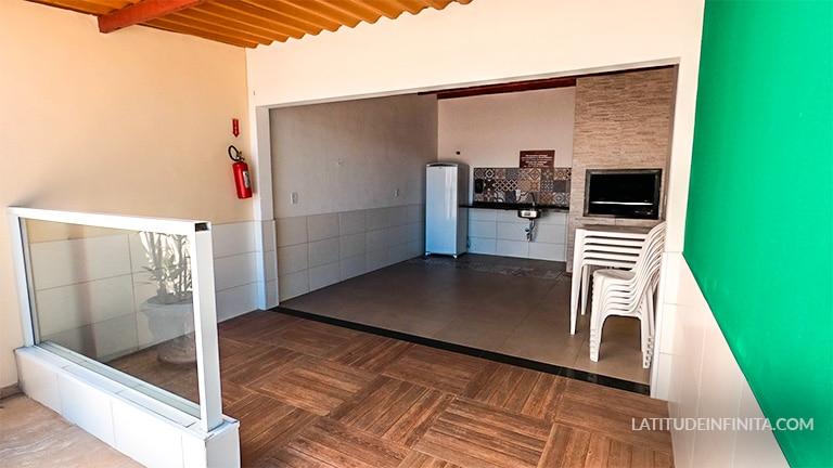 churrasqueira airbnb Florianópolis