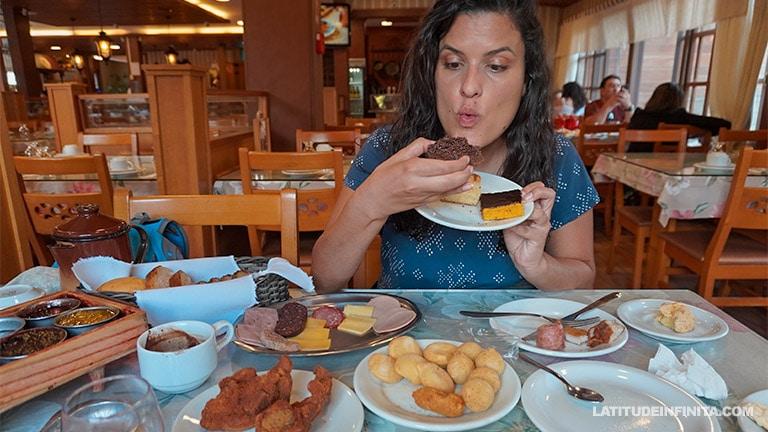 O que comer em Gramado