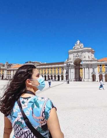 Roteiro a pé na Baixa de Lisboa