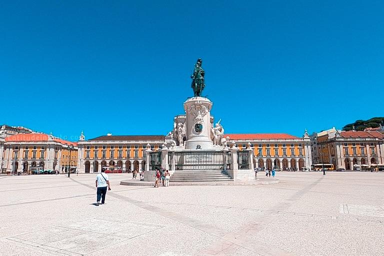 Praça do Comércio de Lisboa
