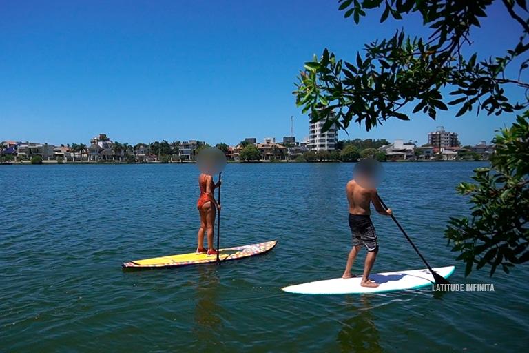Stand Up Paddle em Torres