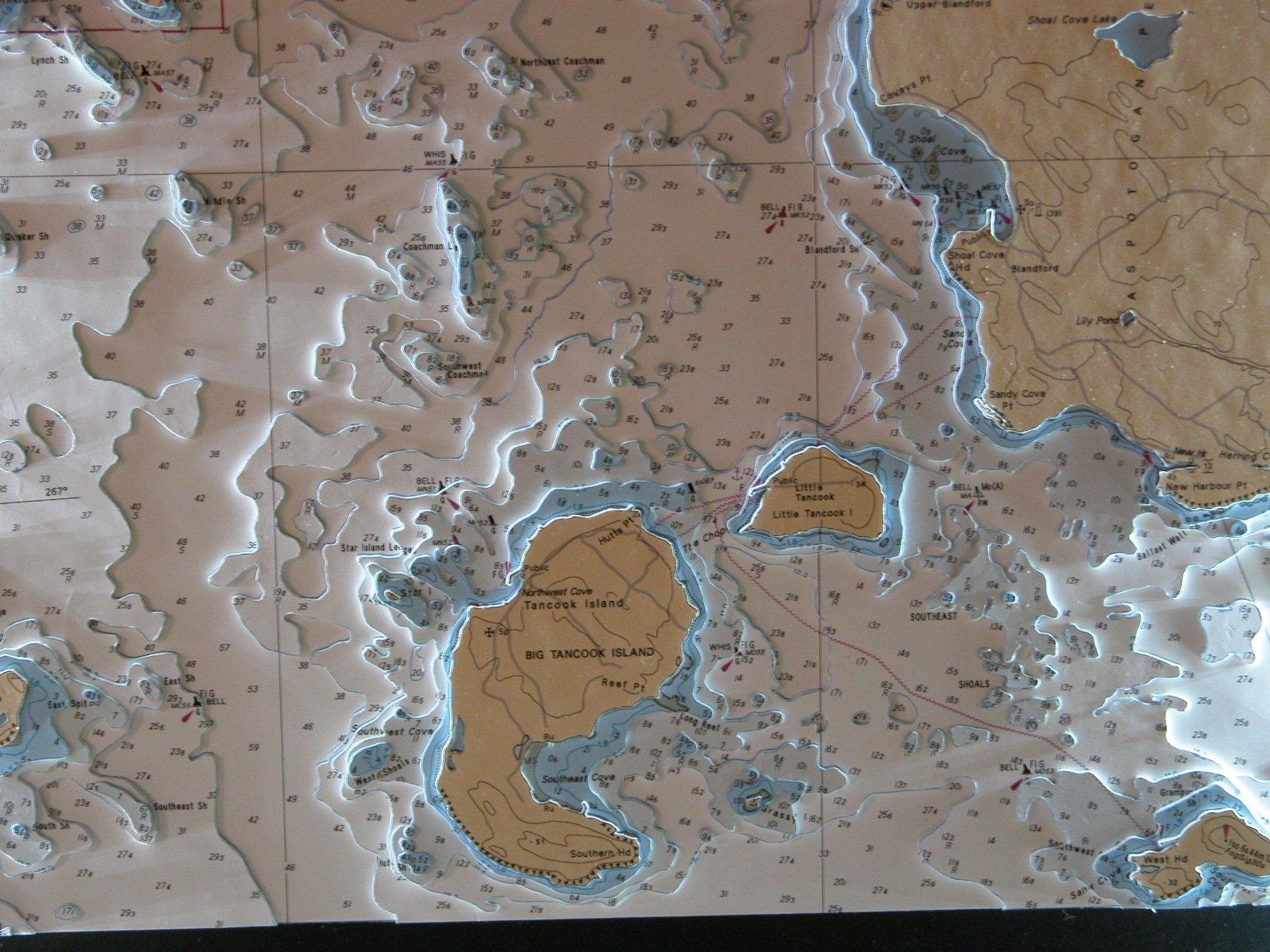Mahone Bay Latitude Kinsale