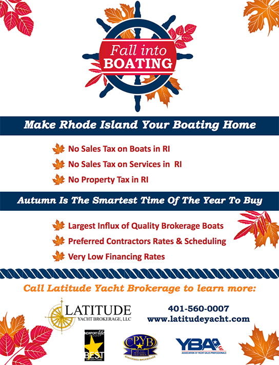 Fall into Boating