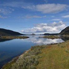 panorama canale di Beagle Ushuaia