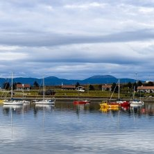 porto di Ushuaia Terra del Fuoco
