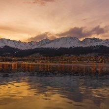 tramonto Ushuaia