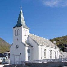 chiesa di Honninsvag