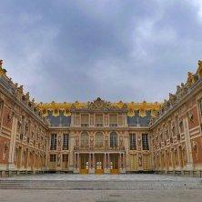 Versailles reggia