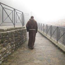francescano a La Verna