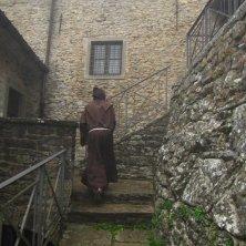 francescano al santuario di La Verna