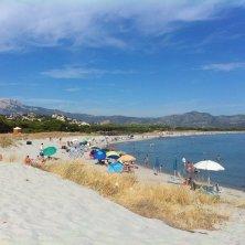 spiaggia Santa Lucia Sardegna