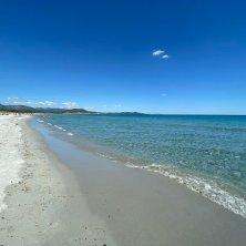 spiaggia sa petra ruja