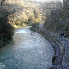 fiume a Subiaco