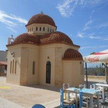 chiesetta a Rethymno