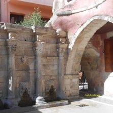 fontana a Rethymno