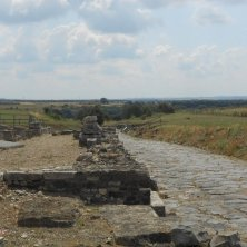 Vulci strada romana