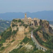 Civita e la valle