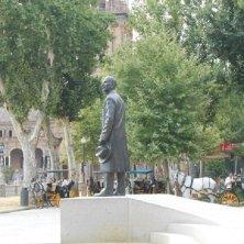 statua architetto
