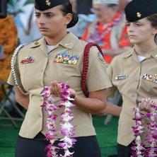 Cerimonia a Pearl Harbor