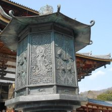 particolare tempio