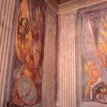 affresco-palazzo a Sacile