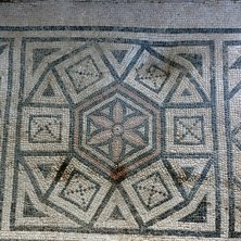 Mosaico del mito