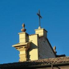 particolare chiesa esterno