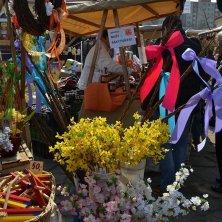 primavera al mercatino