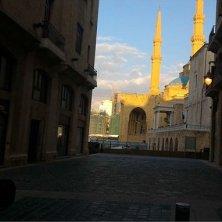 Downtown Al Omari mosque