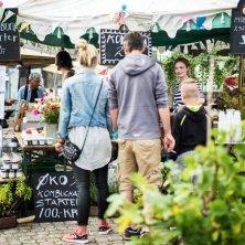 mercato a Copenaghen
