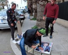 per le strade di Beirut