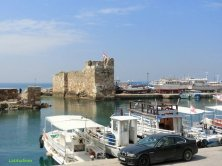 Libano porto