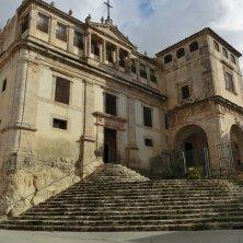 Monastero Delle Benedettine Esterno - Palma Di Montechiaro (Agrigento)