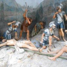 cappella crocifissione via Crucis