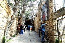 in giro per Byblos