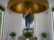 statua Nostra Signora di Samerio