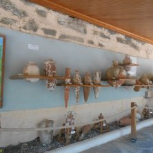 anfore al museo archeologico subacqueo
