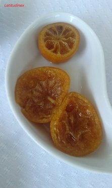 degustazione mandarini canditi