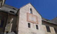 meridiana e tetto di ardesia