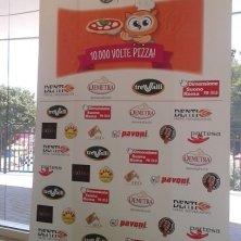 presentazione 10000 volte pizza