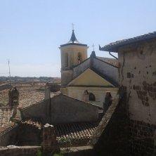 Marta vista dalla Torre