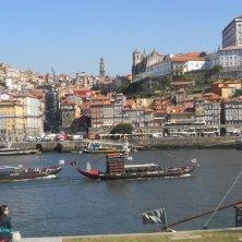 Porto vista da Villa Nova de Gaia