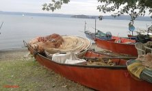 barche tipiche di Marta