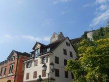 castello dalla città bassa