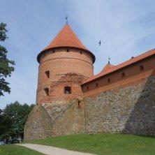 fortezza Trakai